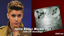 Justin Bieber -- Murderer's Chilling Phone Call Details Castration Plot