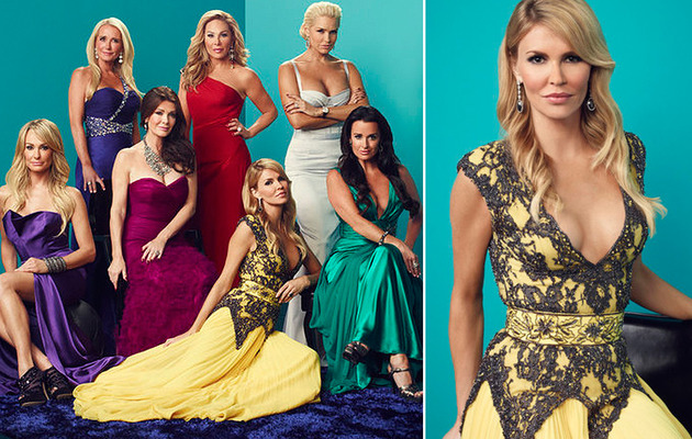 "Brandi Glanville Reveals ""Real Housewives"" Salaries!"