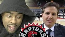 Toronto Raptors to Wale -- Please Don't Hate Us