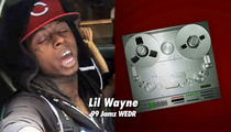 Lil Wayne -- I'm Sorry FOR NOTHING ... Except Saying 'F**k LeBron'