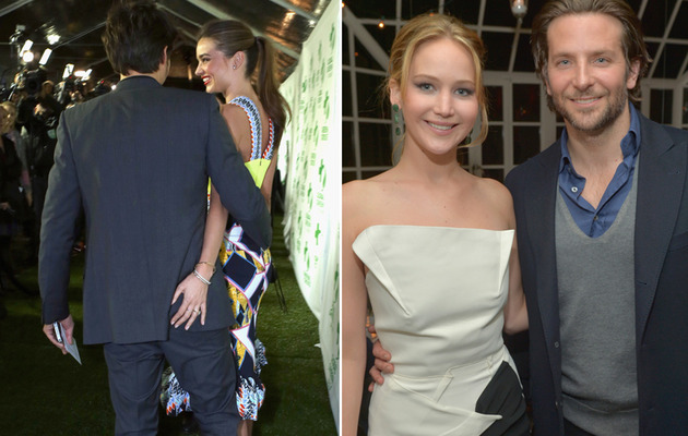 Pre-Oscar Parties: Jennifer Lawrence, Miranda & Orlando and More!
