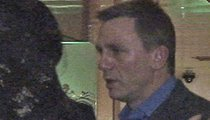 Daniel Craig -- No Egg Rolls for You