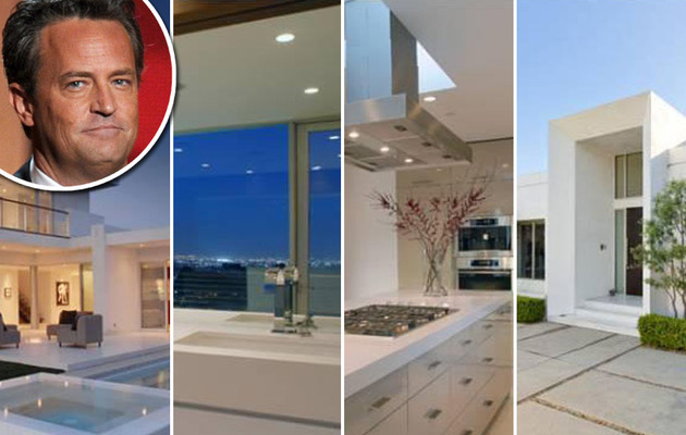 Exclusive: Matthew Perry Sells Home, But Not at a Loss!
