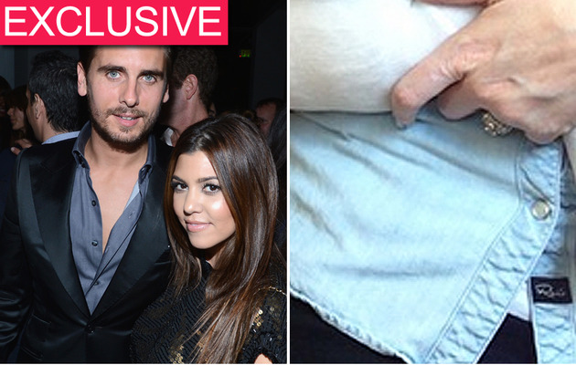 Exclusive: Is Kourtney Kardashian Engaged to Scott Disick?