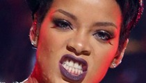 Cops: Intruder Arrested After Trying to Enter Rihanna's Home