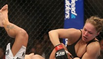 Ronda Rousey PUMMELS Opponent, Defends UFC Title