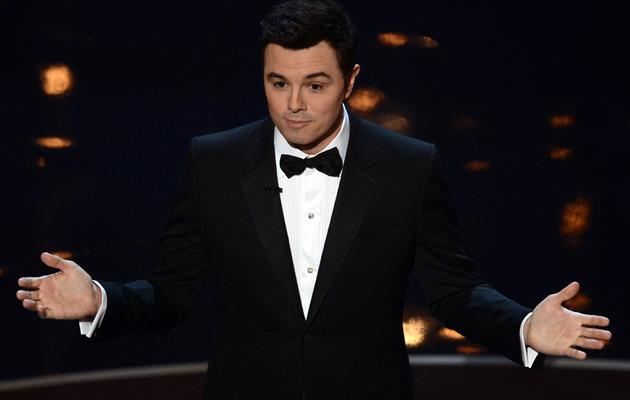 Seth MacFarlane Opens Oscars with Chris Brown & Rihanna Joke