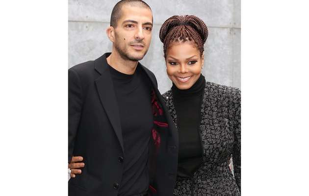 Janet Jackson Ties the Knot -- A Year Ago