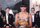 Michelle Obama WAS First to Open Oscar Envelope ... Says Academy