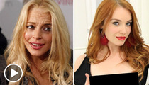 Lindsay Lohan XXX Parody -- (Porn) Star Search