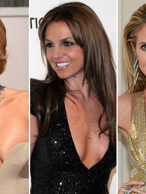 Most Fabulous Oscar Decolletage -- You Decide!