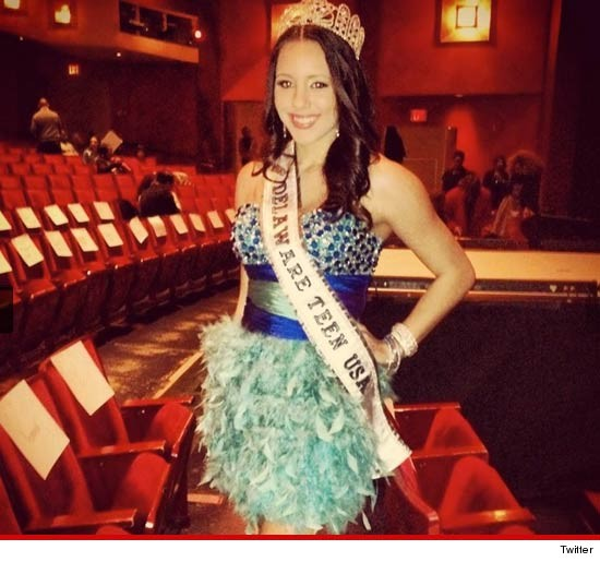 Miss Delaware Teen USA Melissa King Resigns Amid Alleged
