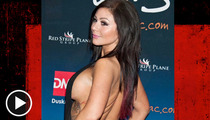 JWoww's Boobs -- Top Shelf ... in Atlantic City