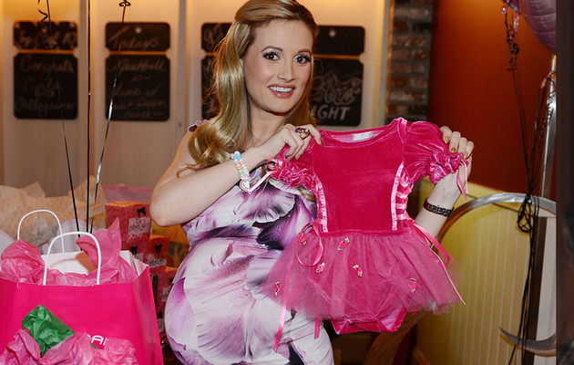 Holly Madison: I'm Going to Eat My Placenta!
