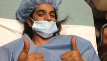Los Lonely Boys Singer -- Hospitalized After Falling Off Stage