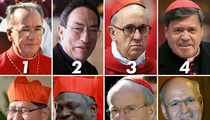 Potential New Popes: Who'd You Rather?