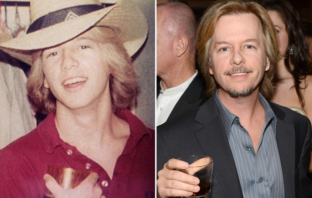 Throwback Thursday: See David Spade In High School!