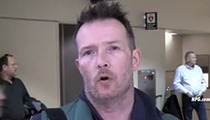 Scott Weiland -- Stone Temple Pilots Lied About Firing Me to Boost Ticket Sales