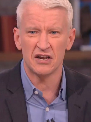 Video: Anderson Cooper Is Anne Hathaway's #1 Supporter
