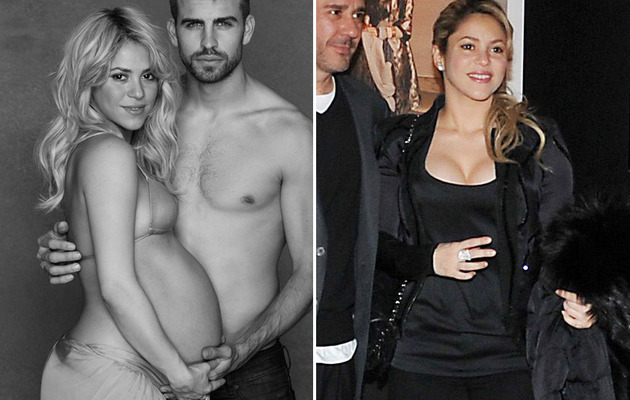 Shakira Shows Off Amazing Post-Baby Bod!