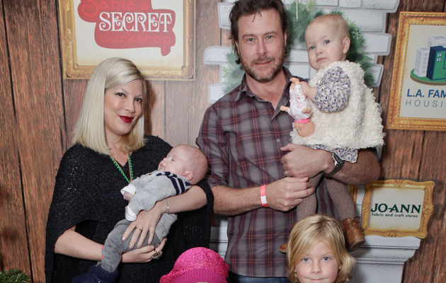 Tori Spelling Slams Divorce Rumors