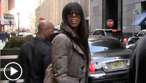 Kelly Rowland -- What's Cuter ... Babies or Puppies?