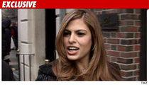 Eva Mendes Calls 911 on Xmas -- Cops Respond