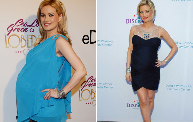 Holly Madison's Baby Bumpin' Weekend!