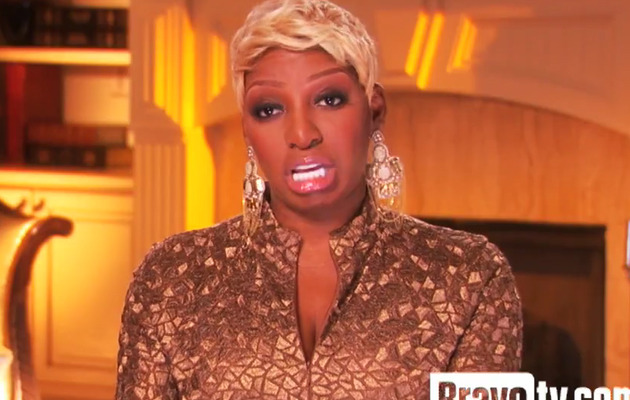 "NeNe Goes Off on ""Housewives"" Costars"