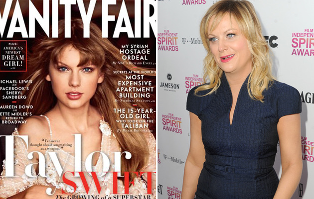 "Amy Poehler Responds to Taylor Swift Diss: ""I Am Going to Hell!"""