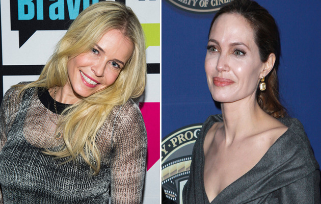 Chelsea Handler on Angelina Jolie: She Seems Like a Demon!