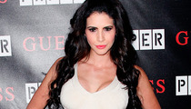 Playmate Hope Dworaczyk Sues T-Shirt Company -- You Bamboobzled Me!
