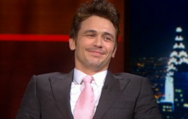 James Franco Picks Which Witch He Likes Best!