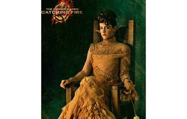 "Another ""Catching Fire"" Photo -- Here's Johanna!"