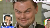 Leonardo DiCaprio -- I Do an AMAZING Jack Nicholson