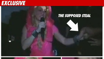 Shakira -- NOBODY Stole My Jewelry!