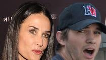 Demi Moore Seeks Spousal Support From Ashton Kutcher!
