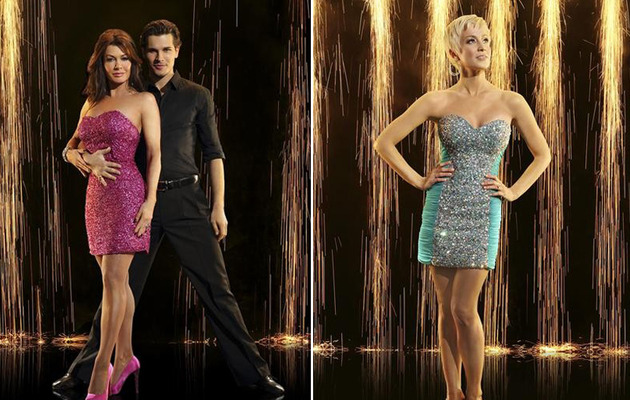 "Lisa Vanderpump, Kellie Pickler Stun in Official ""DWTS"" Portraits"