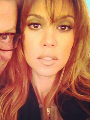Kourtney Kardashian's Bangs Make Her the Hottest Kardashian
