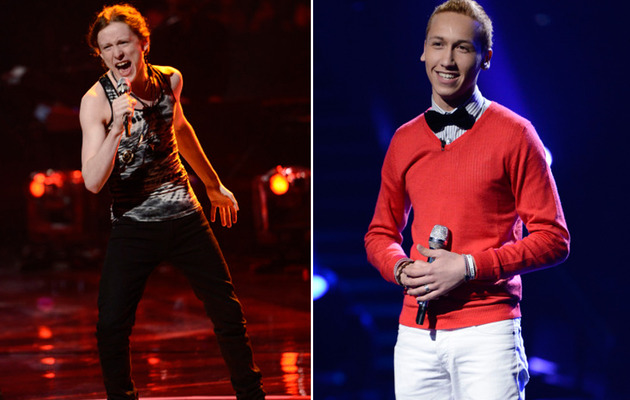 """""""American Idol"""" Top 10 Guys -- Which Contestant Had A Shocking Meltdown?"""