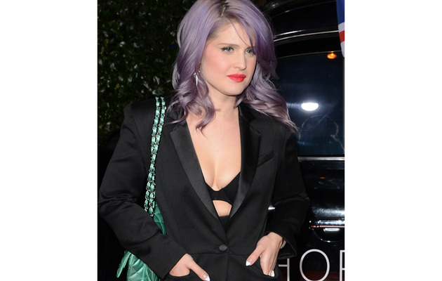 Kelly Osbourne Suffers Seizure, Rushed to Hospital