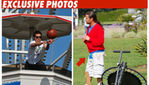 Johnny Knoxville -- Tough Nut to Crack