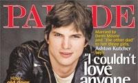 Ashton Kutcher -- Family Man