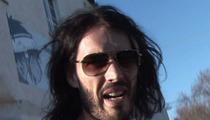 Accident Victim Wants Small Fortune from Russell Brand