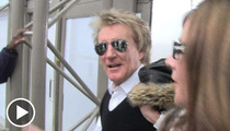 Rod Stewart -- Penny Lancaster TURNED DOWN 'Real Housewives'