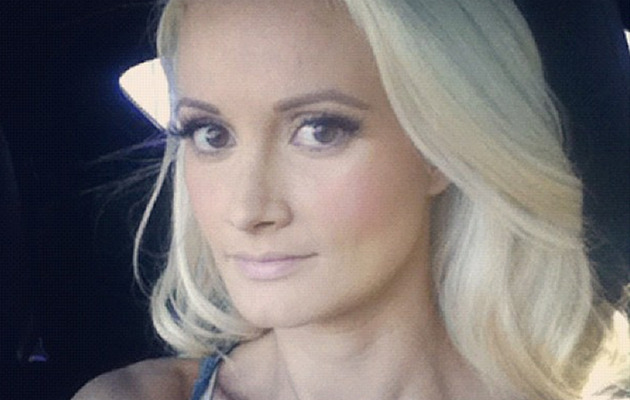 Holly Madison Lashes Out at the Haters Dissing Her Baby's Name