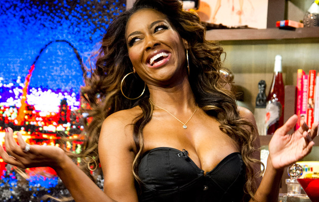 "Kenya Moore's ""Gone with the Wind Fabulous"" Video Is Ridiculous!"
