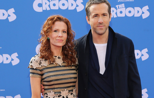 Ryan Reynolds Hits Red Carpet with Blake Lively's Sister