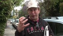Stephen Baldwin -- I'm GUILTY of Ducking $350k Tax Bill