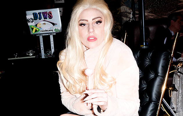 Lady Gaga Commissions 24 Karat Gold Wheelchair!